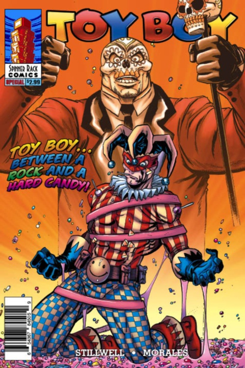 Toy Boy:  Strangers With Candy